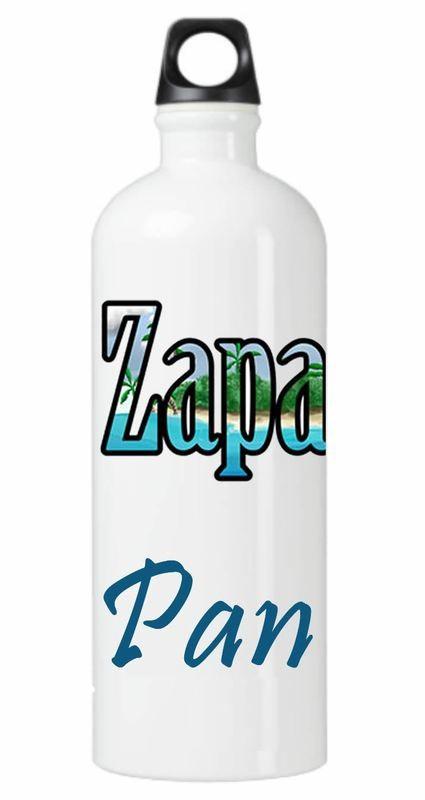 Cayos Zapatilla II Water Bottle