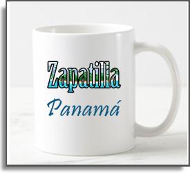 Cayos Zapatilla II Mug