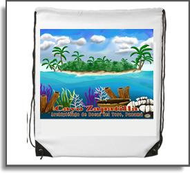 Cayos Zapatilla Backpack