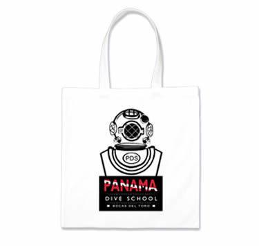 Panama Dive School Tote Bag