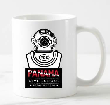 Panama Dive School Mug