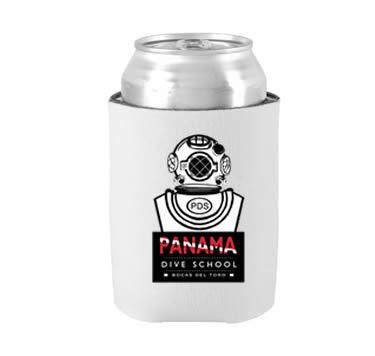 Panama Dive School Koozies