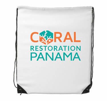 Coral Restoration Panama Backpack