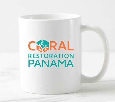 Coral Restoration Panamá Mug