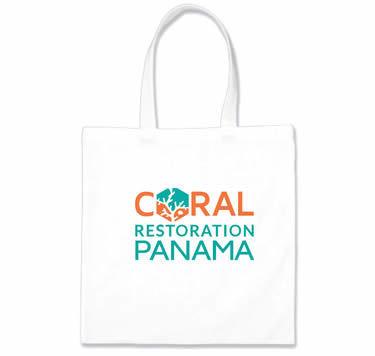 Coral Restoration Panamá Tote Bag