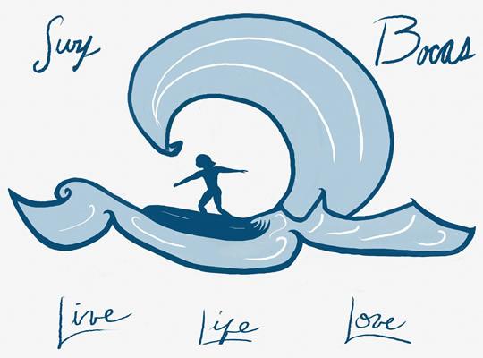 Live  -  Life  -  Love  Print