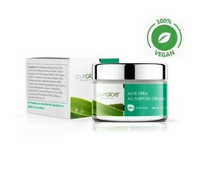 Curaloe All Purpose Cream Aloë Vera