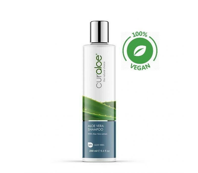 Curaloe Shampoo Aloë Vera