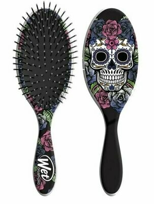 Wet Brush-Pro Detangle Professional Sugar Skull Purple Rose