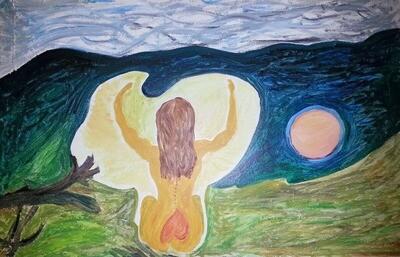 29.3-4.4.2021 Heilwoche Thema Selbstliebe und Wutarbeit