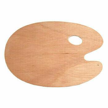 Medium Kidney wooden pallet (20cm x 30 cm)