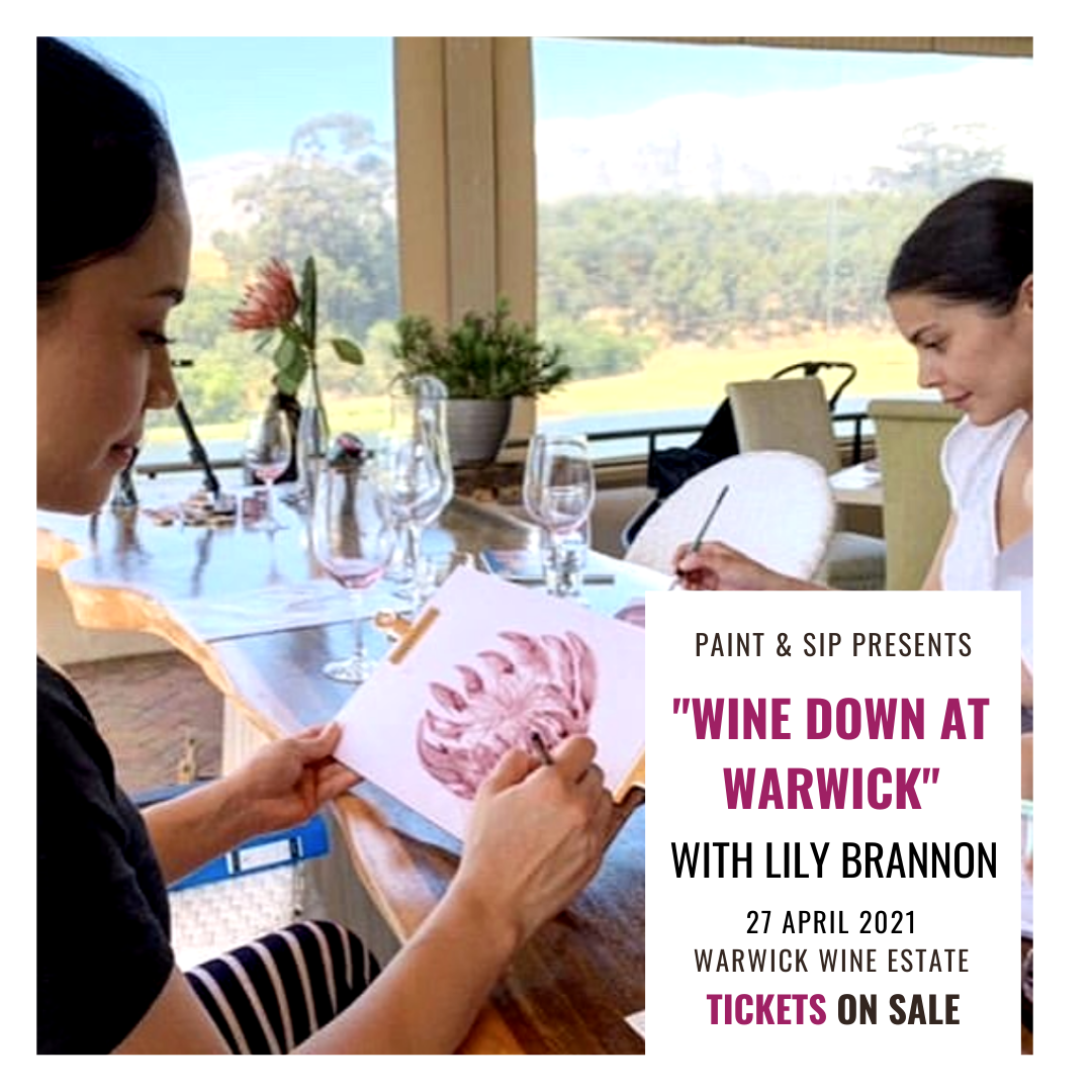 Wine Down at Warwick (Stellenbosch) | 27th April 2021