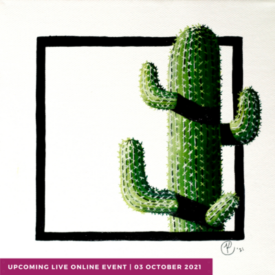 """""""Sharp Edges"""" by Kendall-Leigh Nash including Live Online Event on 3 October 2021"""