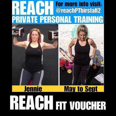 5 Personal Training Sessions (Anytime)