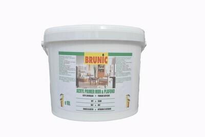 BRUNIC Acryl Primer Mur & Plafond