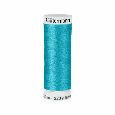 Gütermann Naaigaren lijn Blauw - Groen