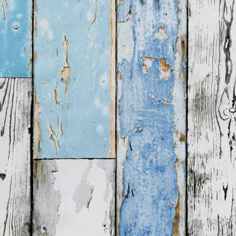 Sloophout Blauw 19270