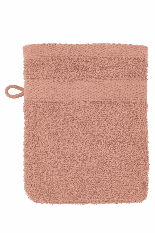 Washandje 15x21 cm Soft Pink - set van 2