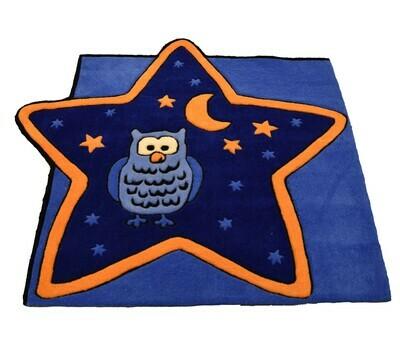Obe Magic Kids 306 Blue 115cm x 115cm