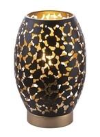 Narcis 210255 Metal Gold Black