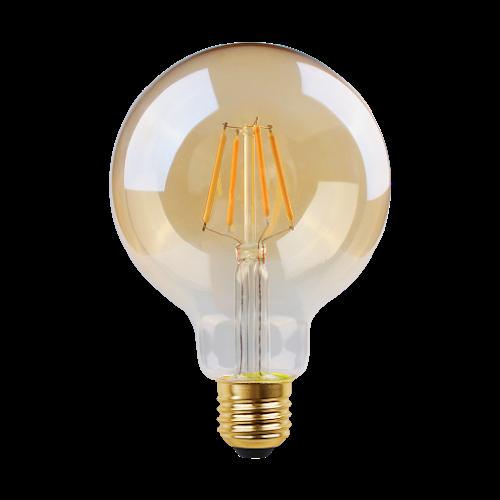 Ever 12861 Led-Lamp E27 Dimbaar met de schakelaar