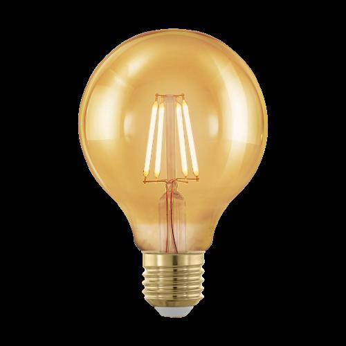 Ever 12859 Led-Lamp E27 Dimbaar met schakelaar