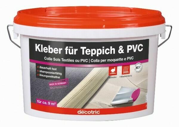 Vloerlijm Tapijt en PVC vloeren 3kg