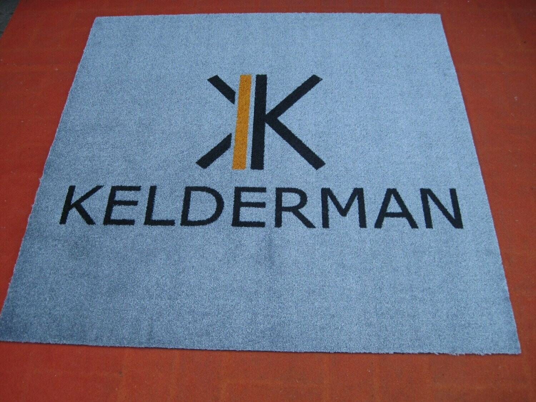 Logo voetmat