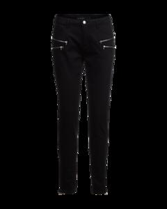 Aida 7/8 pants black Freequent
