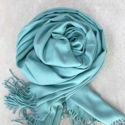 Tørklæde mint Threem