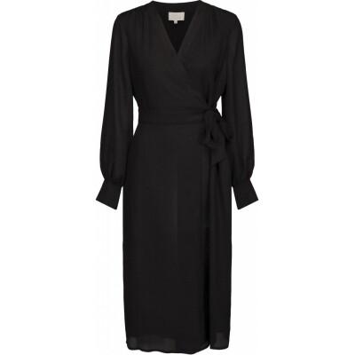 Janelle kjole black Minus