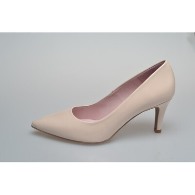 Siester Patent nude Copenhagen shoes