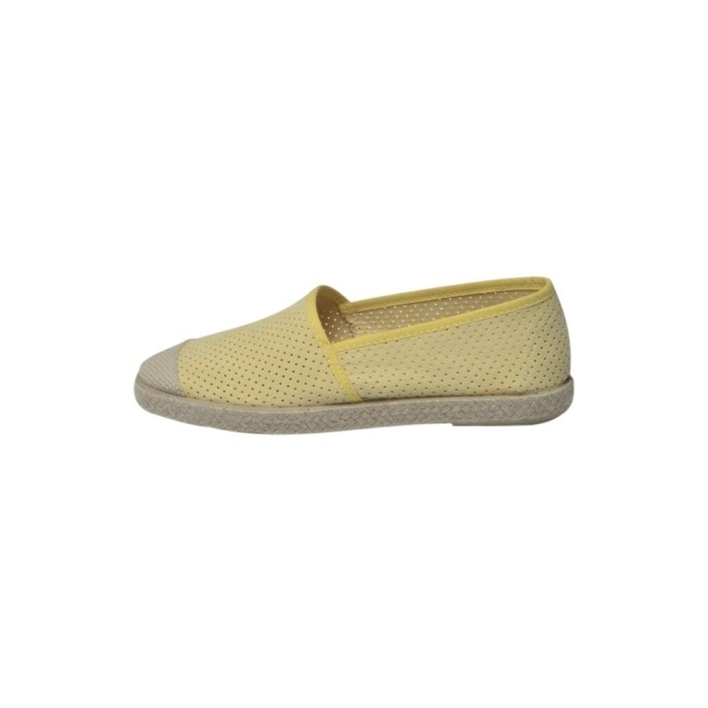 Magarita Yellow Copenhagen shoes