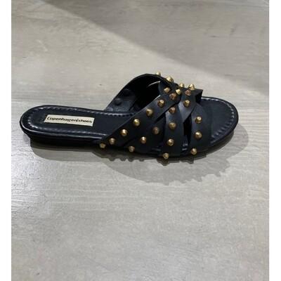 Misty slippers black Copenhagen shoes