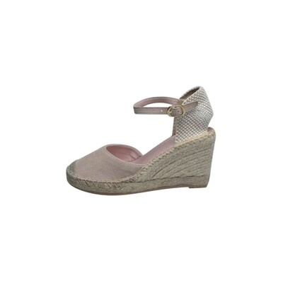 Angie espadrillos Wedge Rosa Copenhagen shoes