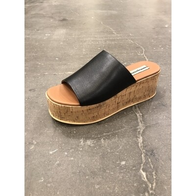 Wawes sandal black Copenhagen shoes