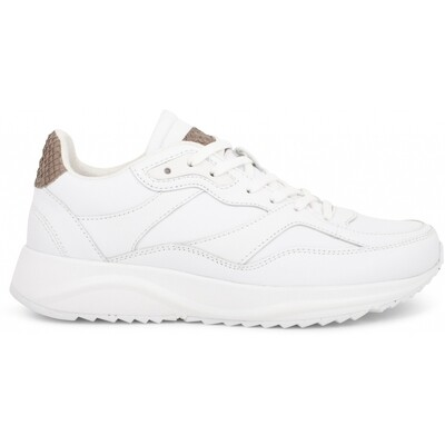 Sophie leather white Woden