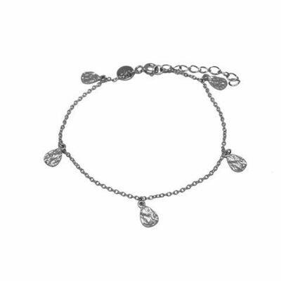 Armbånd sølv Aqua Dulce