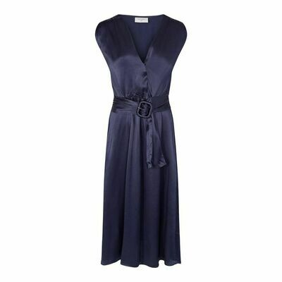 Lidity dress navy Freequent