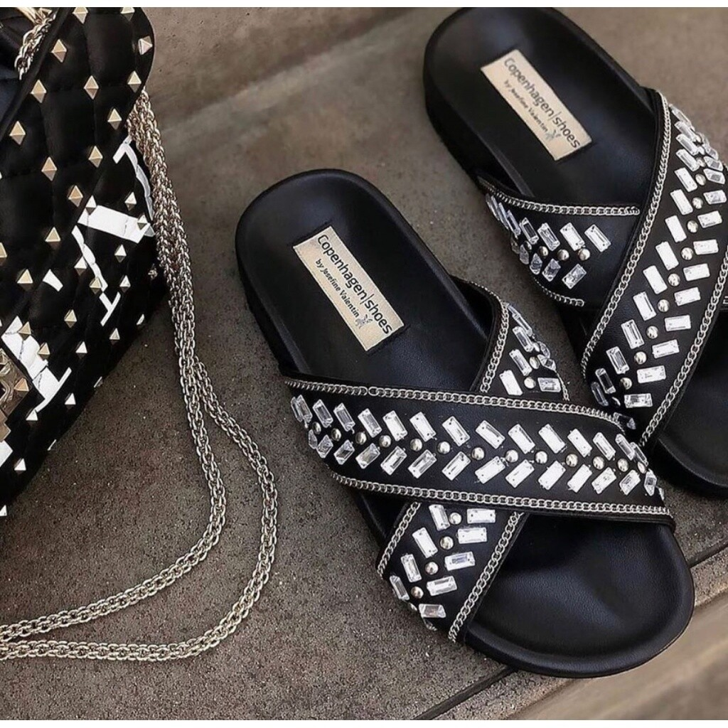 Caitlin sandal by Josefine Valentin Cph shoes