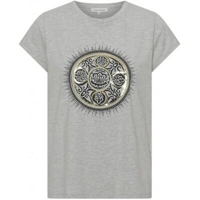 Alicia T shirt Grey Continue