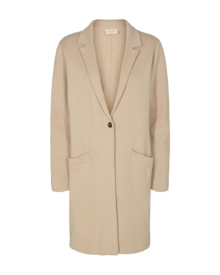 Aidy jacket Oxford tan Freequent