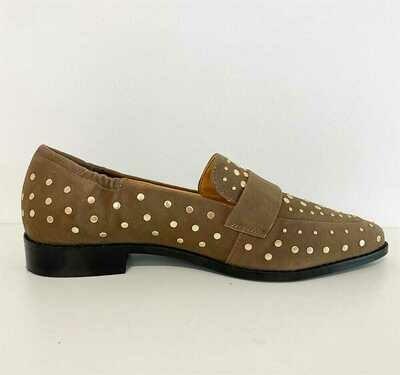 Molly suede khaki Copenhagen shoes