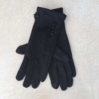Handske black ThreeM