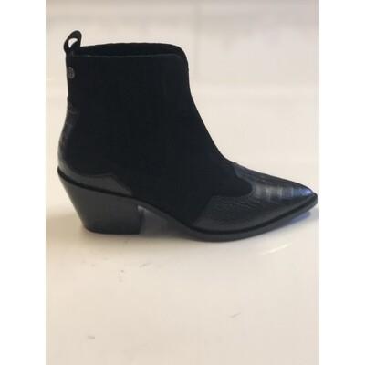 Moss black Copenhagen shoes