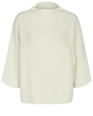 Irmelin o neck pullover off-White Nümph