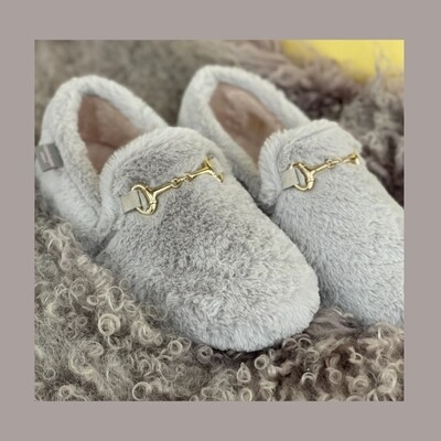 Melania sutsko grey Copenhagen shoes