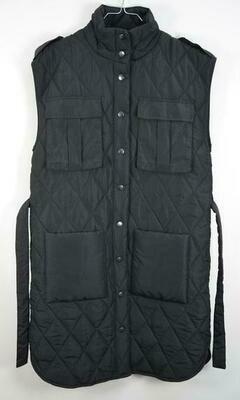 HeatherHBS  black long waist Humle