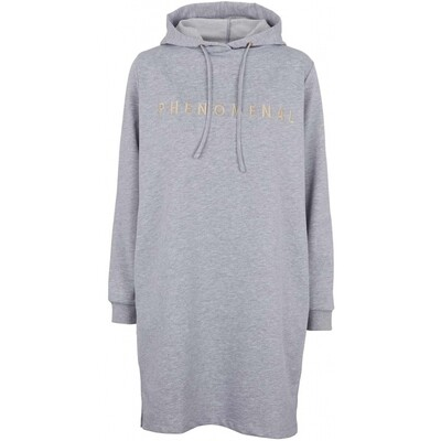 Malle Hoodie dress Grey Prepair