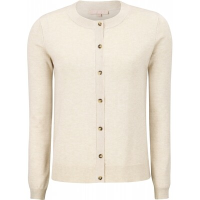 SRMarla Cardigan knit whitecap gray Soft rebels